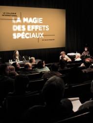 La magie des effets spéciaux.<br />Cinéma &#8211; Technologie &#8211; Réception